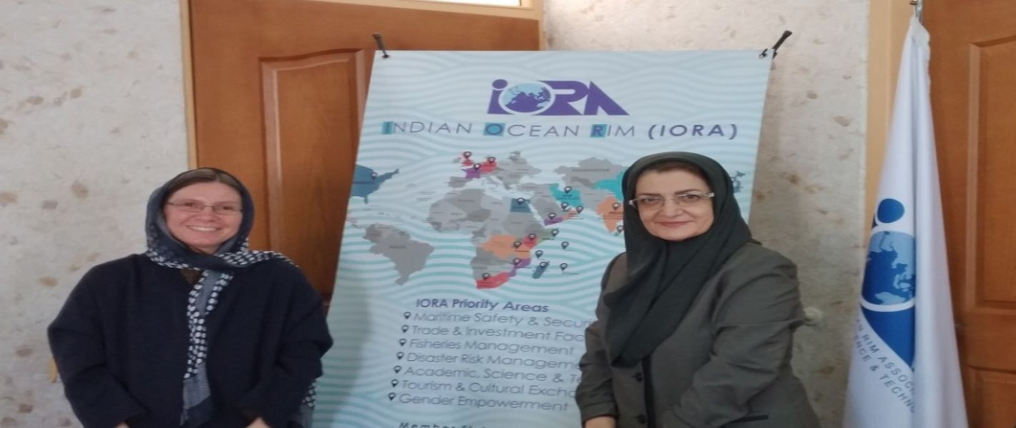 On February 3, 2021, Dr. Chantal Delli, Economic and educational Counsellor of the Embassy of Switzerland in Tehran